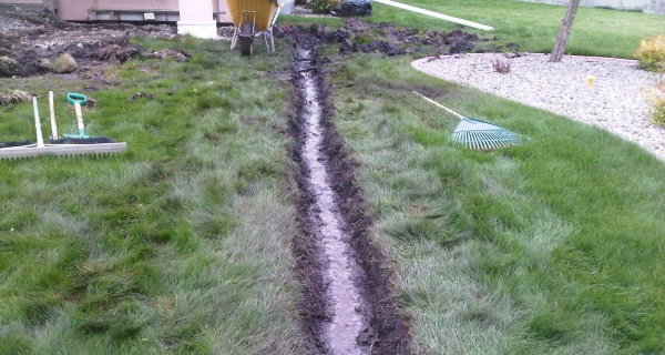 drainage from my experience as a landscaper landscape drainage is
