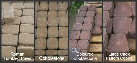 Patio Bricks And Paver Stones