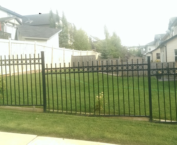 We are rarely able to choose the type and style of fence we want. These decisions are usually dictated to us by restrictive covenants and bylaws.