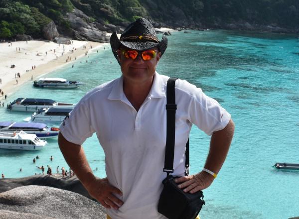 Me in Phuket Thailand